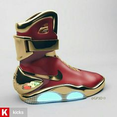 meet cf7f0 73dd7 Are This Artists Nike Air Mag Renderings Even Crazier Than the Real Thing