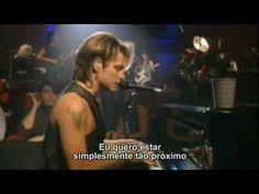 Bon Jovi - Bed of roses - Legendado - YouTube