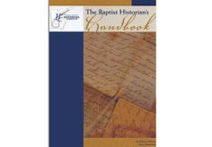 The Baptist Historian's Handbook. Would work for any denomination.