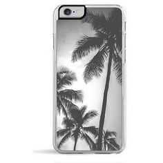 Zero Gravity Aloha iPhone 6 Case ($19) ❤ liked on Polyvore featuring accessories, tech accessories, phone cases, phone, cases, tech, grey and zero gravity