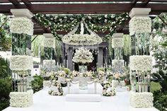 Cómo escoger centros de mesa para boda en jardin. Sigue estos consejos para escoger los mejores centros de mesa!