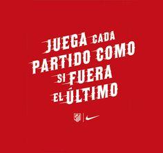 Conmemorative T-Shirt designed for Atlético de Madrid / Nike for the victory of La Liga 2013-14.