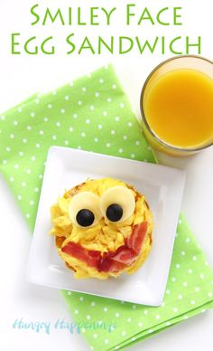 Smiley Face Egg Sand
