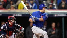 Cubs slugger Kyle Schwarber makes World Series history in Game 2 ...