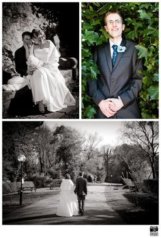 Aqua wedding inspiration with photography by Beanphoto via Aphrodite's Wedding Blog