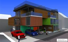 container house - Bing Images