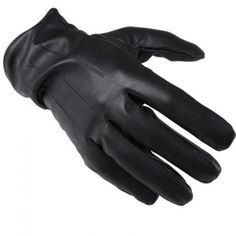 Daxx Cashmere Mens Lined Leather Gloves