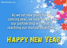 50 Business New Year 2020 Wishes And Holiday Greetings Iphone2lovely Happy New Year Quotes New Year Message New Year Wishes Messages