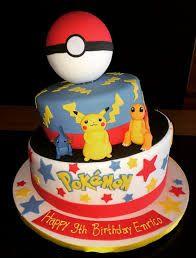 Resultado de imagen para tortas de pokemon