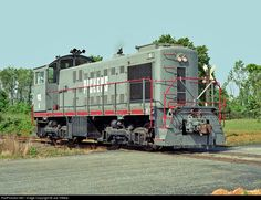 RailPictures.Net Photo: 6 Pickens Railroad Alco S2 at Gluck, South Carolina by Joe Vittitoe