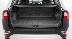 Cargo box 2011 Volvo XC70 3.2l 6 cylinder
