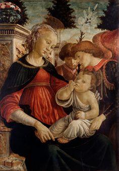ボッティチェリとルネサンス フィレンツェの富と美 | 展覧会情報 | ザ・ミュージアム | Bunkamura