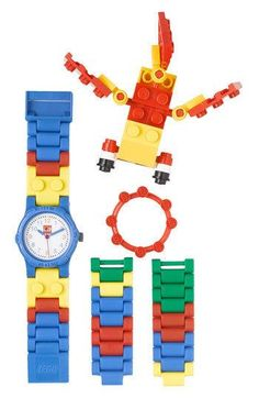 Cute lego watch!