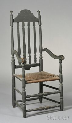 39 best early bannister backs my favorite images antique chairs rh pinterest com