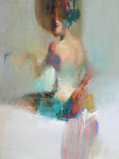 Paintings by Taeil Kim | http://inagblog.com/2016/07/taeil-kim/ | #art #paintings