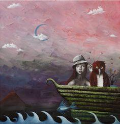 Lezzueck Asturias Romance Metafísico #art