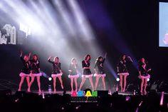 160130 Girls' Generation the 4th Tour 'Phantasia' in Bangkok Thailand SNSD