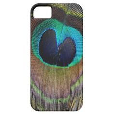 Peacock Feather Case Mate iPhone 5 Case