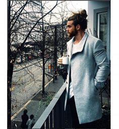 Mode pour homme : Brock O'Hurn