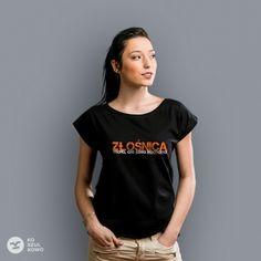 Złośnica mała, ale jaka kochana! #koszulkowo #koszulka #fashion #tshirt