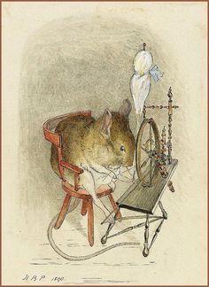 H Beatrix Potter artwork