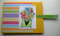 Pull-out Wishes by clee1953 - Cards and Paper Crafts at Splitcoaststampers