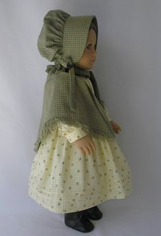 1854-102-3 Yellow Print Dress Shawl Prairie by terristouch on Etsy