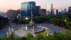 Columna de la independencia, México, DF