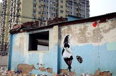 robbbs street art