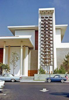 Robinson's Department Store, LA 1967