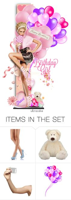 """""""Happy Birthday Traci!!! ♥"""" by ultracake ❤ liked on Polyvore featuring art, birthday and dolls"""