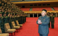 For future reference, I like sexy vampire movies, says Kim Jong Un #thedailymash