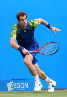 Andy Murray @JugamosTenis #tennis