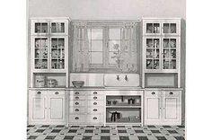 1920 kitchens | Oakview Cottage: 1920 Craftsman Kitchens | Craftsman Bungalow kitchen