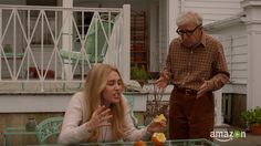 "#TRAILER: Woody Allen #AMAZON #TV Series ""CRISIS IN SIX SCENES""..."