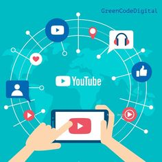 Looking for video ads and video marketing? digital markerting company in vadodara - GreenCodeDigital provides exactly what you are looking for. Advertising, Ads, News Blog, Digital Marketing, Social Media, Business, Check, Youtube, Social Networks