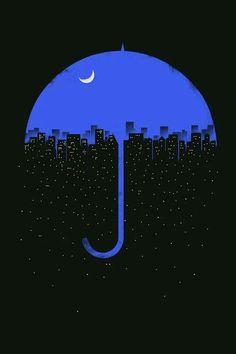 cityscape umbrella realestate