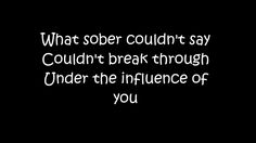 Halestorm - ''What Sober Couldn't Say'' Lyrics - YouTube