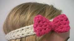 Pack of 3 crochet boho headband patterns. At Sienna Sews on Etsy