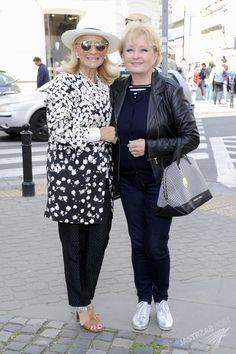 Święto ulicy Mokotowskiej w butiku Doroty Soszyńskiej - Dorota Soszyńska, Magdalena Zawadzka