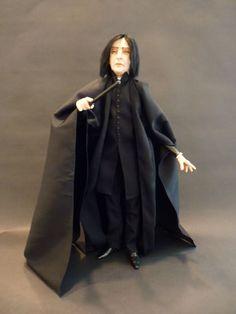 Professor Snape Doll Figure