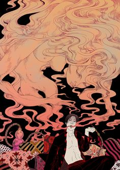 Fantastical Illustrations by Joanna Krótka
