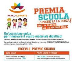 Amici della Scuola: CENTRO COMMERCIALE PARCO LEVANTE - Concorso Livorn...