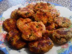 Κεφτέδες λαχανικών στο φούρνο