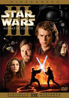 Star Wars III : Revenge of The Sith Get yours from the Star Wars Secret Stash today and save!!
