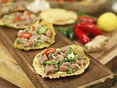 Recetas | Tartar de atún | Utilisima.com