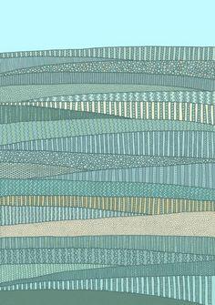 summer fields By Anita Vancenko