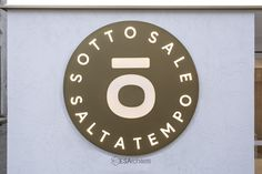 SOTTOSALE - SALT A TEMPO - ESArchitetti Directional Signage, Cafe Bar, Restaurants, Salt, Plates, Projects, Licence Plates, Log Projects, Dishes