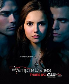 The Vampire Diaries | Season 1 Promotional Photos