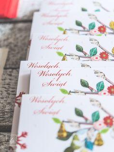 Rzecz o świątecznych kartkach: jaki jest najlepszy przepis na świąteczną kartkę? Oraz szczypta historii o pierwszych kartkach bożonarodzeniowych:) Tableware, Blog, Dinnerware, Tablewares, Blogging, Dishes, Place Settings